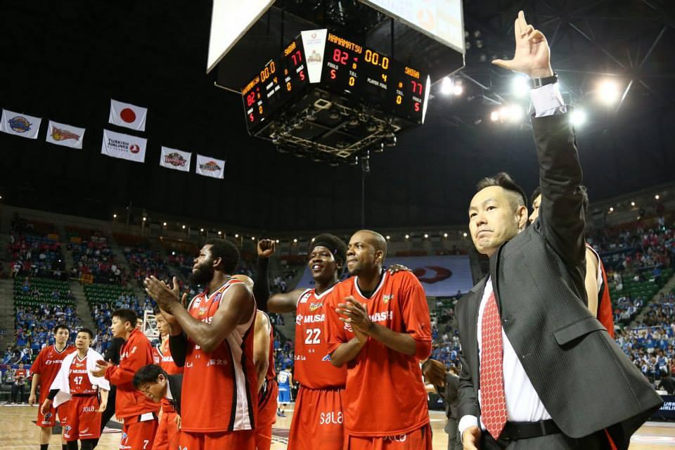 【2014-2015シーズン総括:天皇杯およびTKbjリーグの日本国内2大タイトルを獲得】