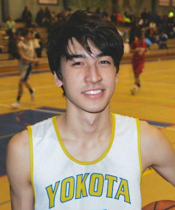 【ハンター・コート選手(Yokota High School在学中)U-19日本代表候補選出について】