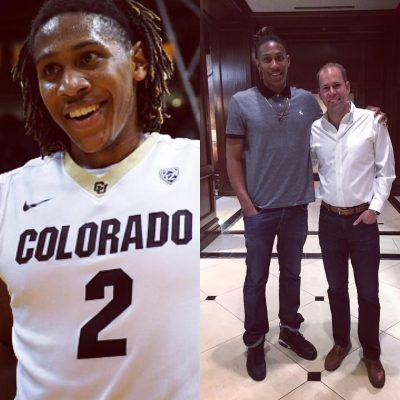 NBAドラフト候補 Xavier Johnson(ゼイビア・ジョンソン:コロラド大)とのエージェント契約について